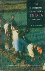 Book The Economy of Modern India, 1860-1970