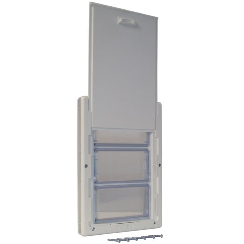 Perfect Pet Multi-Flex Pet Door, Extra Large, 10.25