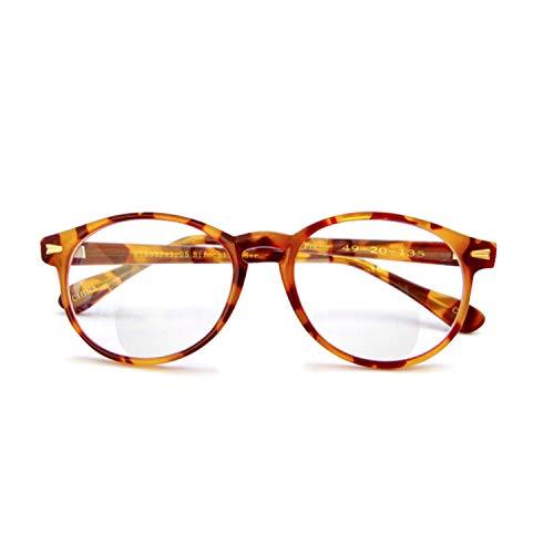Boomer Eyeware Classic Stylish Bifocal Rounders, Reading Glasses for Men & Women, 2.00, ()