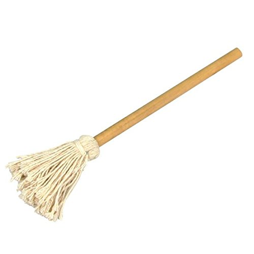 Rocky Mountain Goods Basting Barbecue Mop - Large - Long han