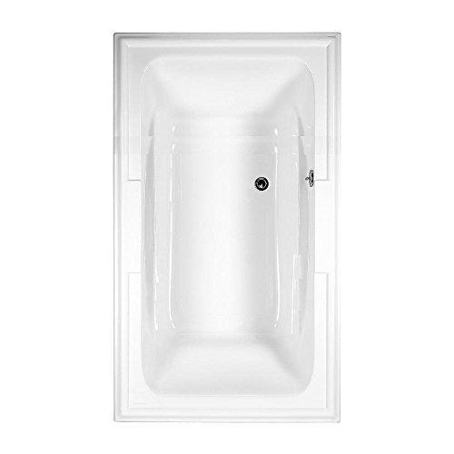 American Standard 2742002.020 Town Square 6-Feet by 42-Inch Bath Tub, White American Standard 6ft Baths