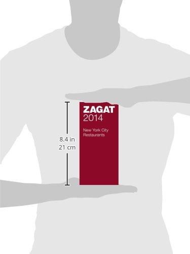 2014 New York City Restaurants (Zagat Survey New York City Restaurants)