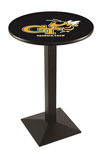 - Holland Bar Stool L217B Georgia Tech Officially Licensed Pub Table, 28