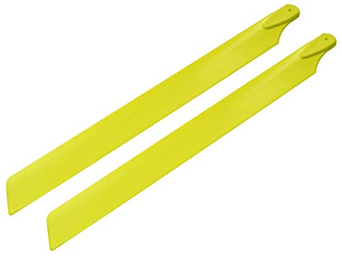 (Rakonheli 240mm PA Glass Fiber Main Blade (Yellow) - Blade 230 S/V2)