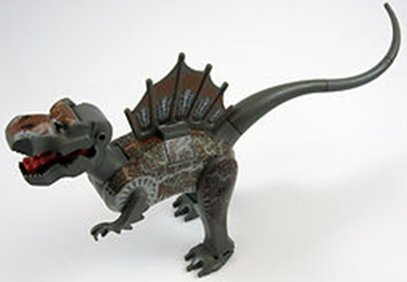 Jurassic park iii spinosaurus dinosaur dino lego minifigure buy online in uae miscellaneous - Lego dinosaurs spinosaurus ...