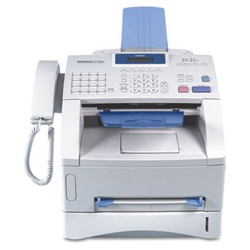 Brother IntelliFax 4750e High-Speed Business-Class Laser Fax/Copier/Telephone, EA - BRTPPF4750E by COU