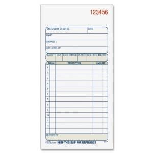 Wholesale CASE of 25 - Adams Carbonless Sales Books-Sales...