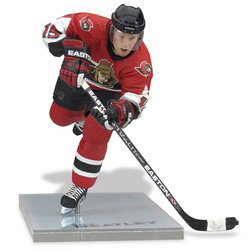 McFarlane: NHL Series 13 - Dany Heatley in Red Ottawa Senators - Ottawa Senators Uniform
