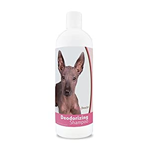 Healthy Breeds Dog Deodorizing Shampoo - Sweet Pea & Vanilla Scent - Hypoallergenic and pH Balanced Formula - 16 oz 7
