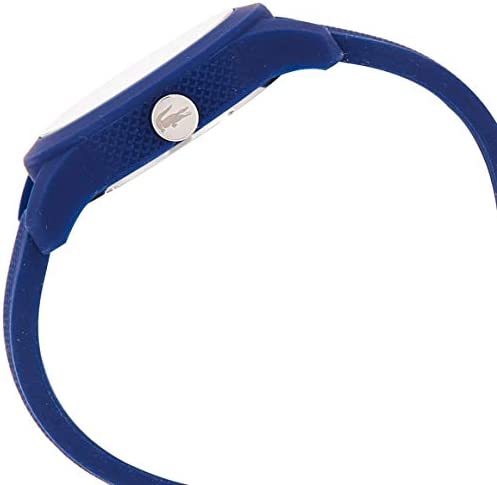 Lacoste Women's 'Ladies 12.12' Quartz Resin and Silicone Watch, Color:Blue (Model: 2000955) 3