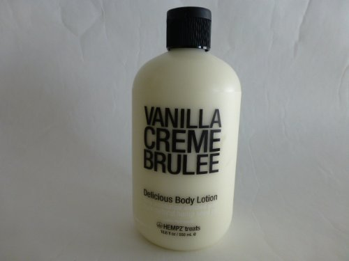 Hempz Treats Lotion Vanilla Brulee