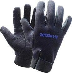1mm SEASOFT SEASKYN Rubberized Gloves