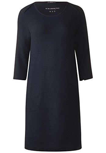 Blue Sweat Deep Blau Cecil Damen Kleid XqAzzS