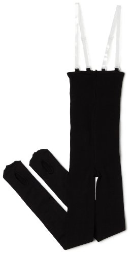 [Capezio Women's Ultra Soft Transition Body Tight,Black,Large/X-Large] (Flesh Colored Bodysuit)