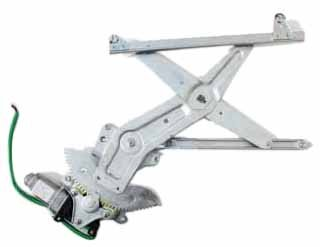 TYC 660092 Toyota Camry Front Driver Side Replacement Power Window Regulator Assembly with Motor (Regulator And Window Motor)
