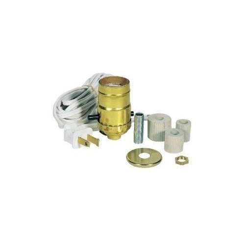 Westinghouse Lighting 70025 Corp Make-A-Lamp Kit - 2 Pack by WESTINGHOUSE LIGHTING CORP