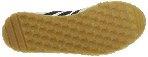 Black Bianco White Footwear Basse Gum da Uomo adidas Ginnastica Haven Core Scarpe qTvS7