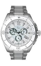 Guess Collection Sport Class Xxl White Dial Men's Watch #X76007G1S
