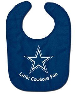 WinCraft NFL Dallas Cowboys WCRA2047614 All Pro Baby Bib