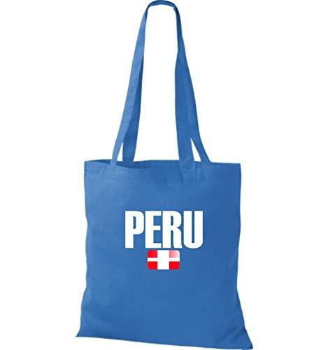 Land De Shirtstown Yute Bolsa Fútbol Perú Brightroyal Países Tela Ppq4RZxp