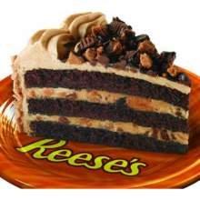 Sara Lee Round Chocolate Peanut Butter Thunder Premium Butter Cream Layer Cake, 71 Ounce -- 2 per case. ()