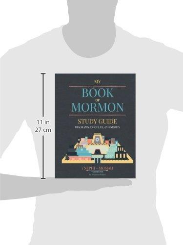 Amazon.com: Book of Mormon Study guide: Diagrams, Doodles ...