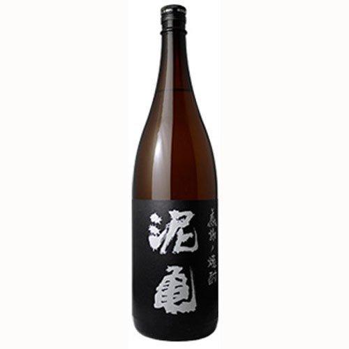 麦焼酎 20度 泥亀 麦 1.8L 瓶 × 6本 (1800ml) 大島酒造株式会社 B07DPHNMM5