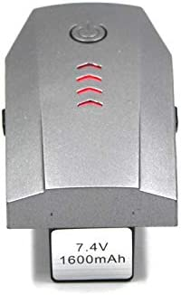 Meiyiu SG907 SG-907 5G GPS Smart Anti-Shake Zoom Radio Control RC Quadcopter Drone Spare Parts 7.4V 1600MAH Battery