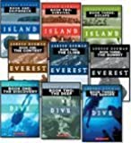 Three Complete Gordon Korman Trilogies: Island 1-3, Everest 1-3, Dive 1-3