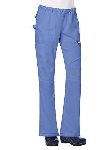 Microfiber Elastic Waist Pants - 5