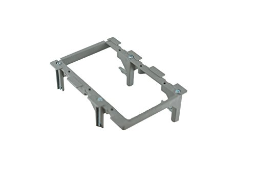 Legrand - On-Q AC101003 3Gang Low Voltage Bracket, Retrofit by Legrand-On-Q