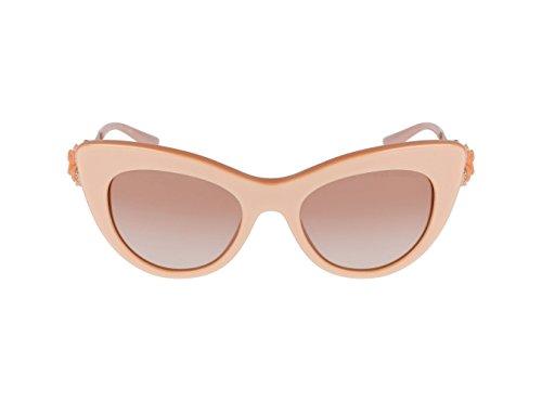 Dolce & Gabbana Women's Acetate Woman Cateye Sunglasses, Pearl Pink, 50.0 - Gabbana Sunglasses And Dolce Pink