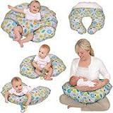Leachco- Cuddle-U Nursing Pillow and More, caterpillar