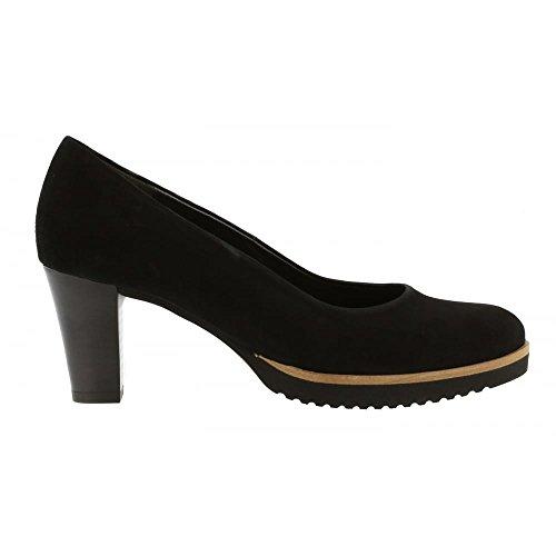 Shoes c Comfort Negro para Fashion de Gabor As Tacón Zapatos Schwarzss Mujer dpqRWxxH
