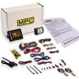 MPC Complete Remote Start Kit w/Keyless Entry for Pontiac G5, G6, G8 and Others
