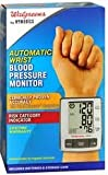 Walgreens By Homedics Automatic Wrist Blood Pressure Monitor