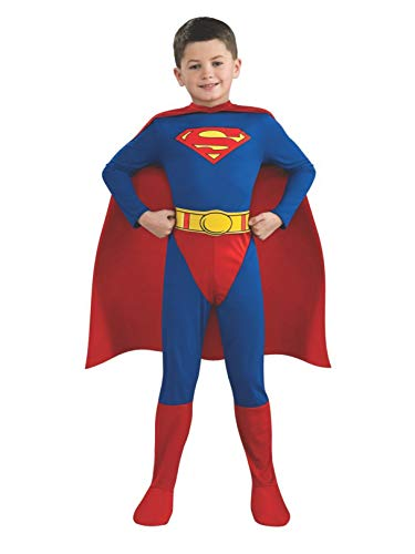 (Boys Superman Costume (2T-4T))