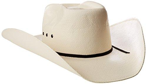 756a0619c168b Tony Lama Men s Vegas - Shantung Straw Cowboy Hat