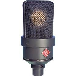 (Neumann TLM103 Cardioid Studio Condenser Microphone with SG1 mount and box - Black)