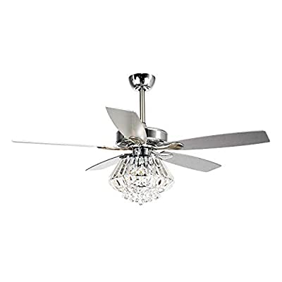 Parrot Uncle Ceiling Fan with Lights F4401s