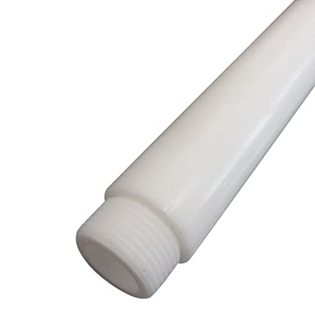 Gewinderohr 1000 mm für Feinputzgerät EXTRA Ersatzrohr Spritzgerät G4//G5 lang