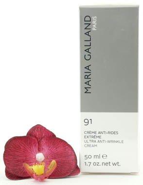 Maria Galland Ultra Anti-Wrinkle Cream 91, 50ml|1.7oz