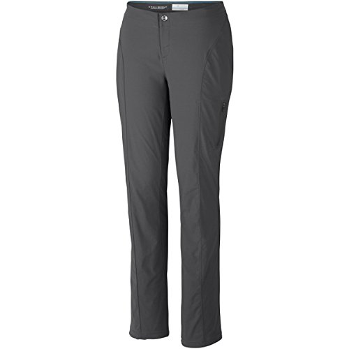 Columbia Women's Just Right Straight Leg Pant, Grill, 14 Regular from Columbia