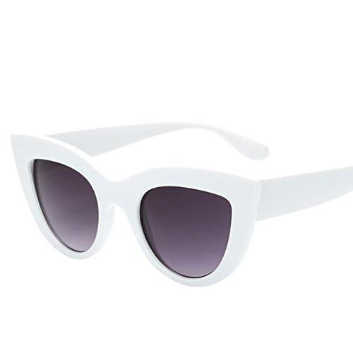 Classiques de Chic Rtro Sunglasses Soleil Vintage Lunettes de Soleil Mode Eyewear Femme de Chaud Soleil Pas B Goggles Clout Lunettes 2018 chat cher AIMEE7 Unisexe Lunettes wPaaO