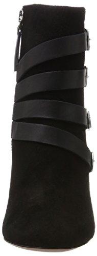 Oxitaly Roxy 346, Stivali Donna Nero (Nero)