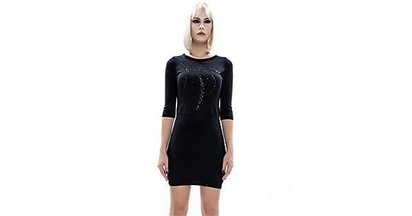 86fa7177c8afa 8096 Dodona Tasarım Triko Mini Şık Abiye Gece Kışlık Elbise-Krem-2:  Amazon.com.tr: DODONA