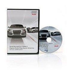 Genuine Audi 4E0060884CP Navigation DVD