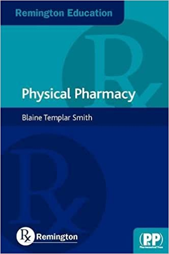 Physical Pharmacy Book Pdf