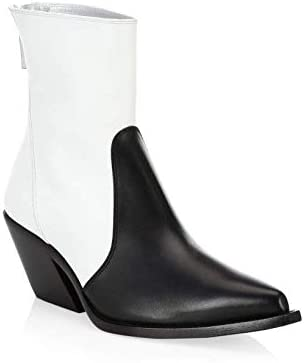 Givenchy Color Block Leather Cowboy