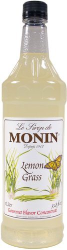 Monin Lemon Grass Syrup (1L)